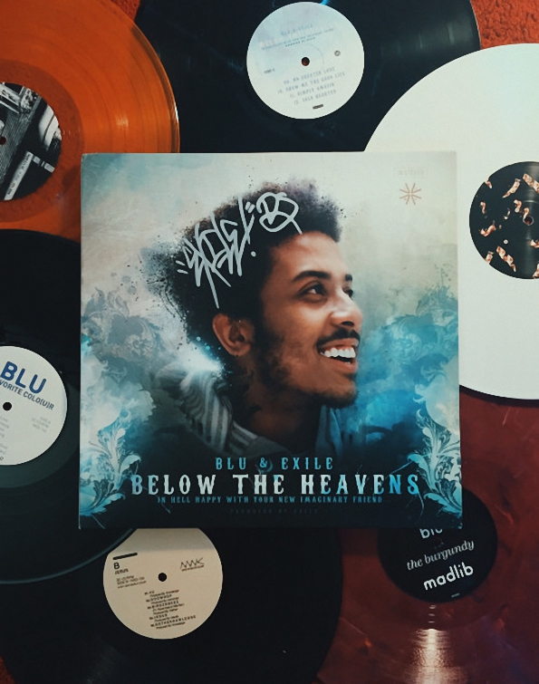 Blu & Exile Below The Heavens