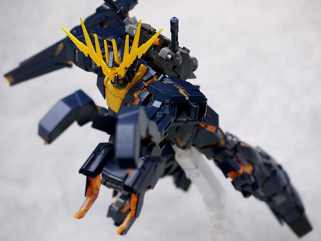Gundam Guy Mg 1 100 Rx 0 Unicorn Gundam 02 Banshee Review By Hacchaka