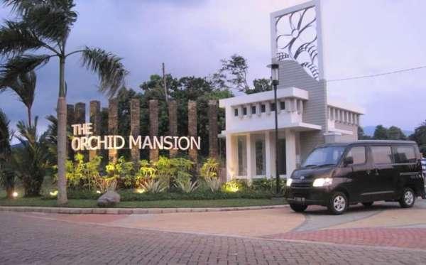 RUMAH DIJUAL: Orchid Mansion, Cluster Premium di Golf ...