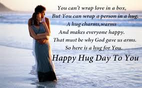 Image of Hug Day 2016