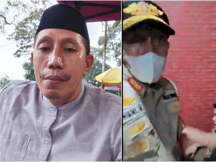 Tak Tahan Diintimidasi Banyak Orang, Oknum Satpol PP Pemukul Ibu Hamil: Hentikan, Tolong Semuanya Dukung Saya