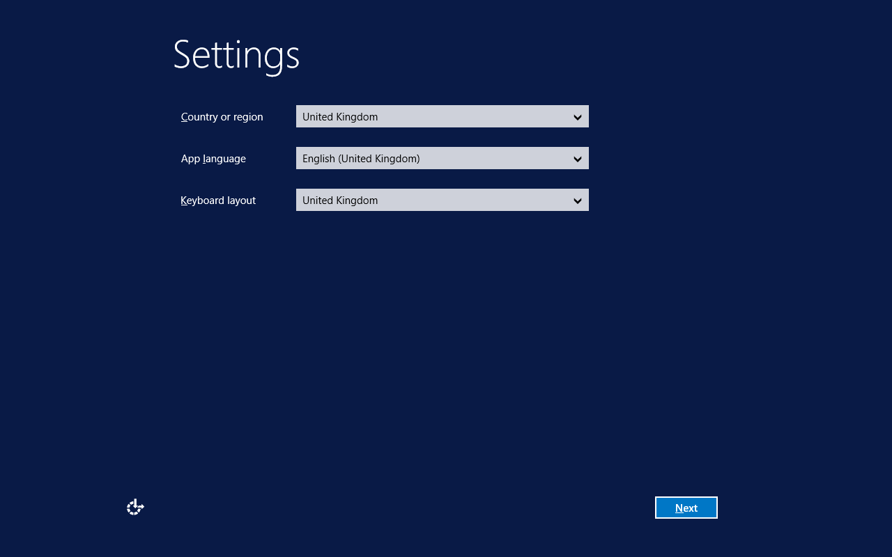 Activate Windows Server 2012 R2 with license key after ... Computer Network Login