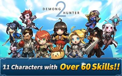 Demong Hunter 2 v1.2.9 Mod Apk Money