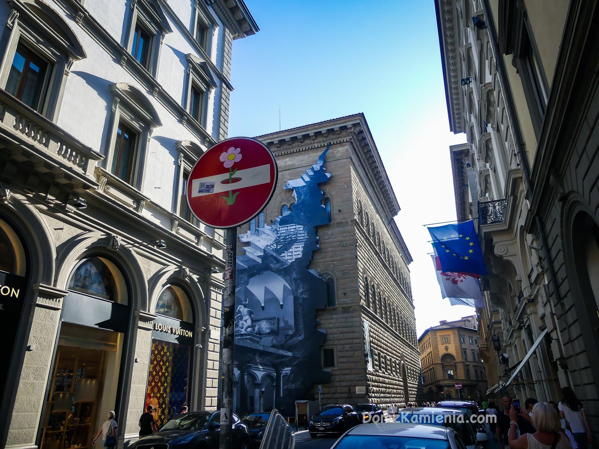 Palazzo Strozzi - Sekrety Florencji Dom z Kamienia