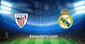مشاهدة مباراة ريال مدريد وأتلتيك بلباو بث مباشر كورة ستار نصف نهائي كأس السوبر الاسباني