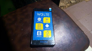Images of The Tecno W3 LTE