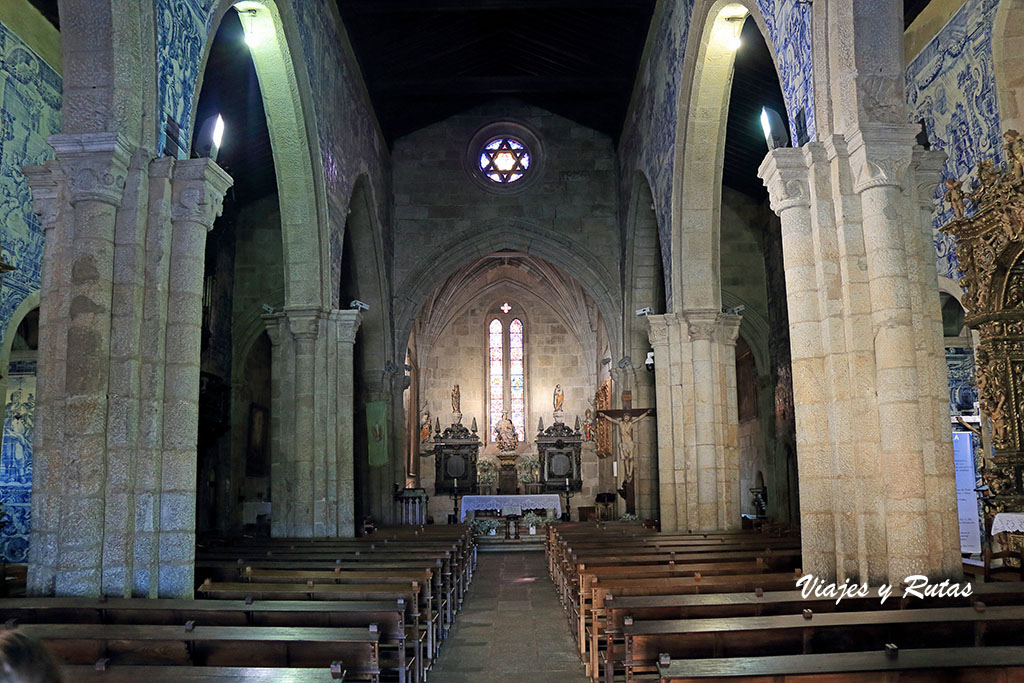 Iglesia Santa María Maior de Barcelos