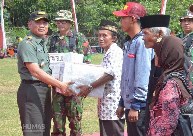 Komandan Korem 081/Dhirotsaha Jaya: Pertahanan yang Kuat adalah Rakyat yang Sejahtera