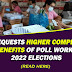 DepEd requests higher compensation, other benefits of poll workers for 2022 elections