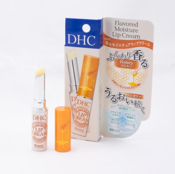 DHC Flavored Moisture Lip Cream