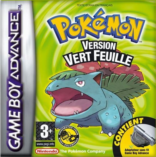 Pokemon Vert Feuille (F)