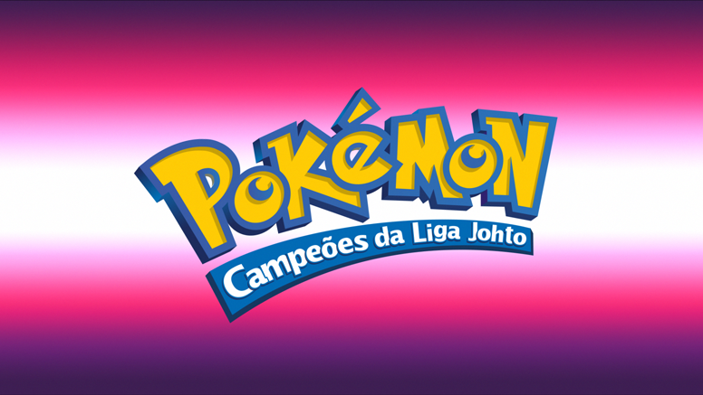 Pokémon Campeões da Liga Johto