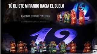 """Pasodoble 💥💥INEDITO💥💥 De El Chapa con """"Los Doce"""" 🔴""""Tú dijiste"""" (2016)"""