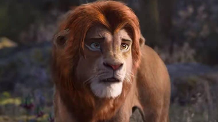 Ellejart resolveu recriar os personagens da nova versão de O Rei Leão para que eles ficassem mais animados e expressivos