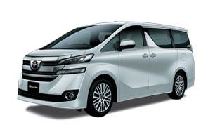 Toyota - Alpard