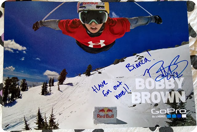 Winter X Games Aspen 2014 - Bobby Brown
