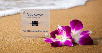 Smartphones with Snapdragon 765, Snapdragon 765G