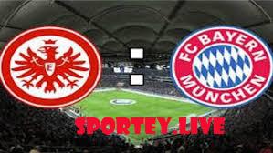 مباراة بايرن ميونخ وفرانكفورت فى نصف نهائى كاس المانيا