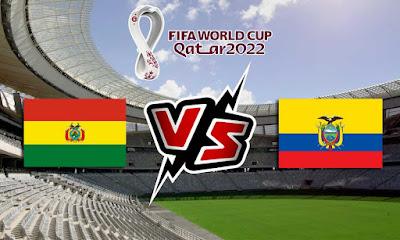الإكوادور و بوليفيا بث مباشر