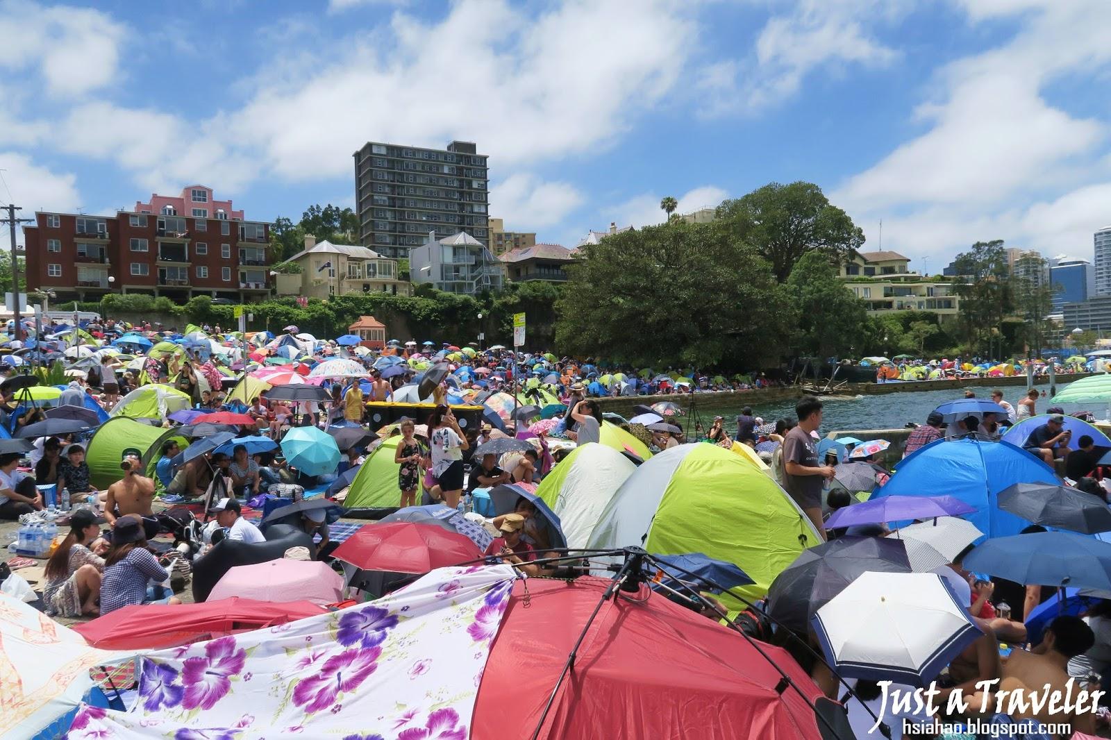 雪梨-跨年-煙火-地點-推薦-旅遊-自由行-澳洲-Sydney-Tourist-Attraction-Travel-Australia