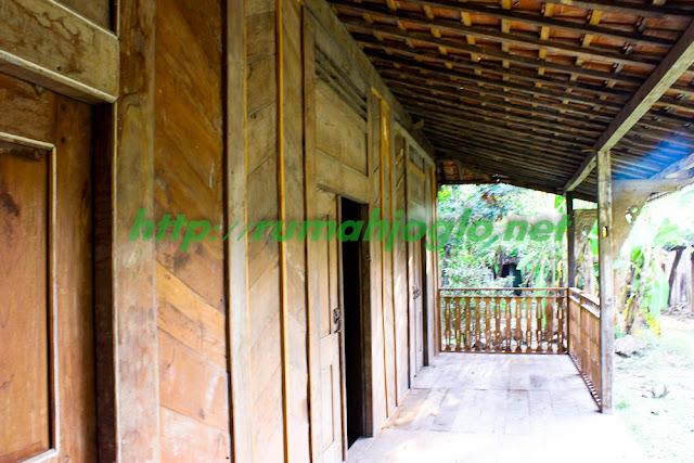 Jual Rumah Joglo Ndoro Angklung