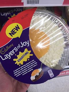 Cadbury Layers of Joy Eggciting Creme Egg Trifle