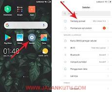 Cara Mengunci Jaringan 4G Xiaomi Tanpa Kode Lock (Semua Hp Xiomi)
