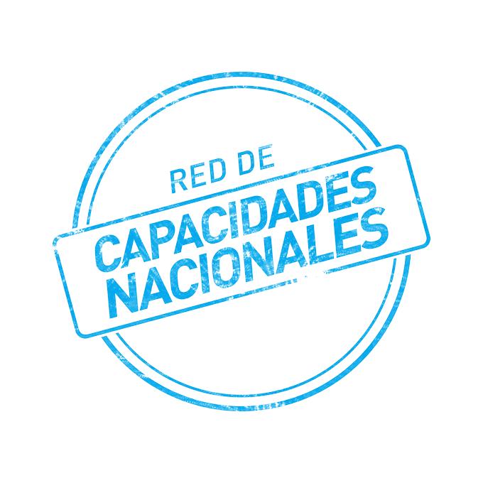 Isologo para Red de Capacidades Nacionales