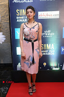 Actress Pranitha Subhash Pos in Short Dress at SIIMA Short Film Awards 2017 .COM 0046.JPG