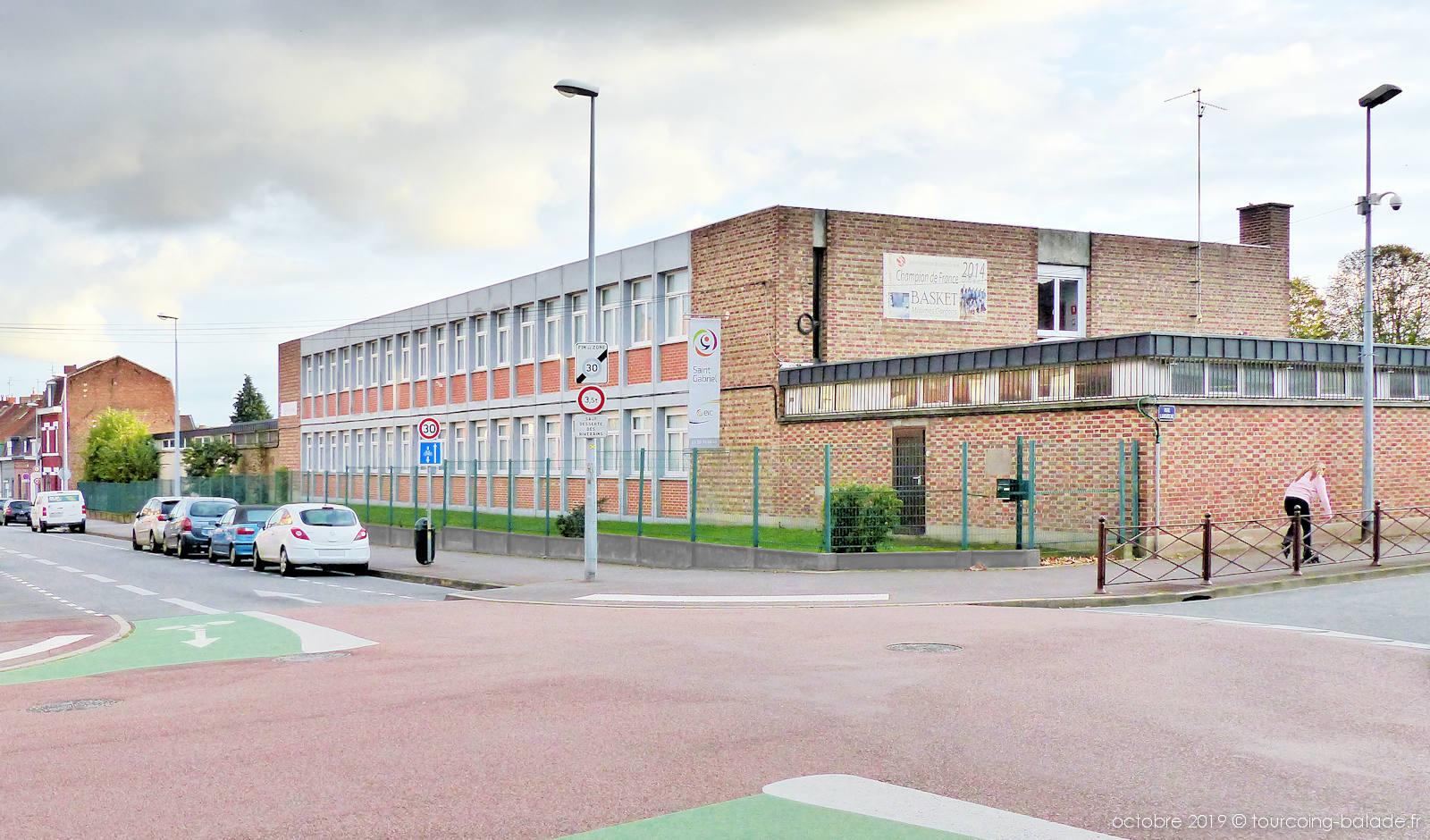 Collège Saint-Gabriel, Tourcoing - Privé catholique