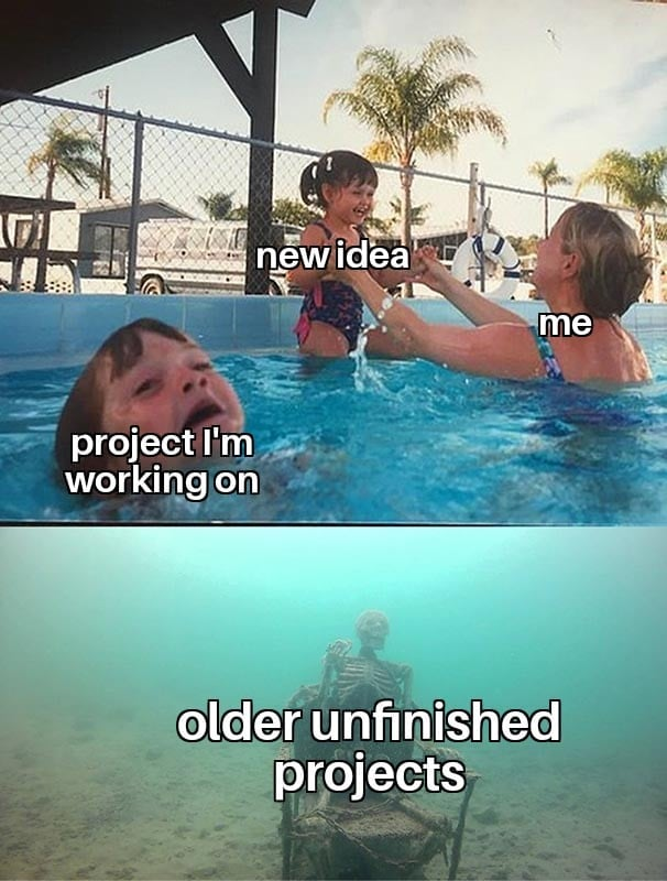 older-unfinished-projects