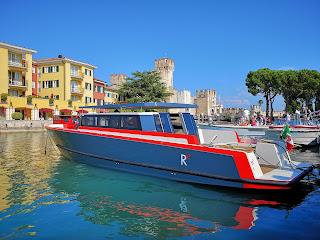 """RepowerE, la prima imbarcazione """"full electric"""""""