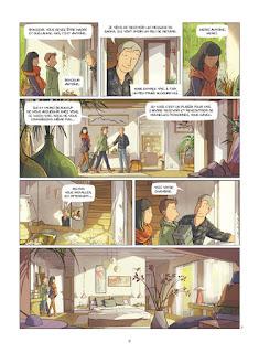 Le jour où le bonheur est là : la rencontre heureuse entre Antoine et Guillaume et Naori