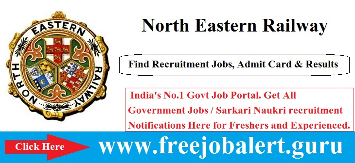 North Eastern Railway Recruitment 2016-17 | Sports | Cultural Quota Post Candidate age limit is 18 to 32 years.