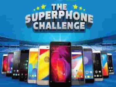 Smartphone challenge offer of Flipkart