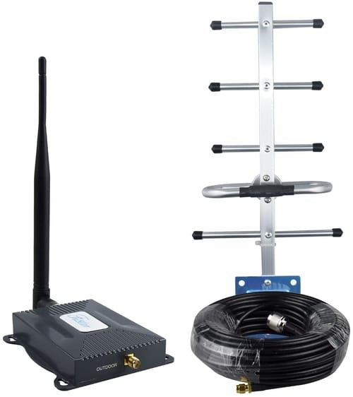 FUSTAR GSM Cell Phone Signal Booster for Home
