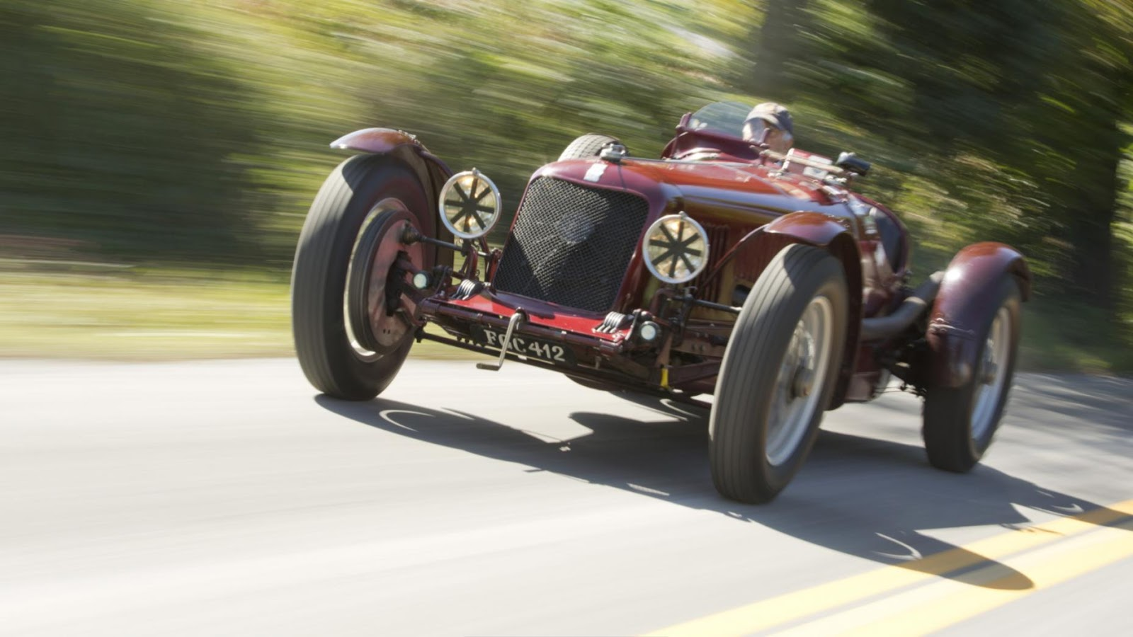 1933 Maserati 8C 3000 BiPosto: $1,001,000