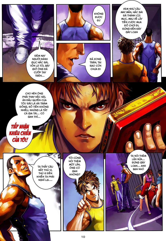 Quyền Đạo chapter 2 trang 10