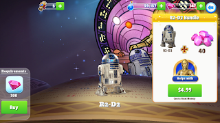 R2-D2 Star Wars Disney Magic Kingdoms