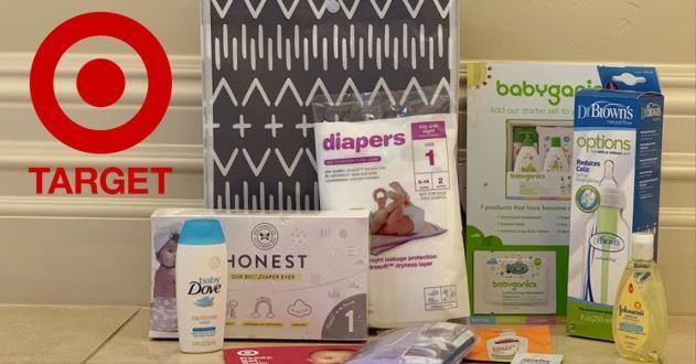 FREE Target Baby Kit - Free Samples & Freebies ...