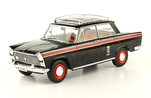 Seat 1500 Taxi coches inolvidables salvat