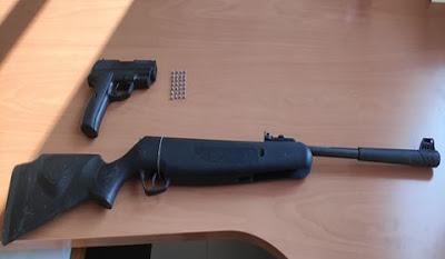 Συνελήφθη 55χρονος για όπλα στην Άνω Μεσσηνία