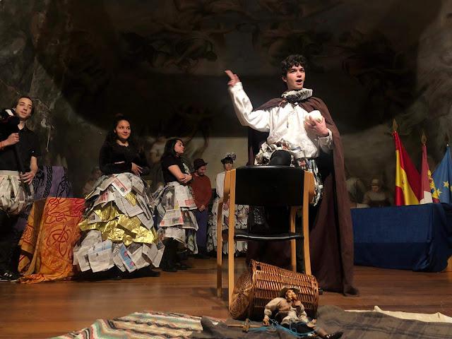 Álbum de fotos de la III Muestra de Teatro Princesa Galiana 2019
