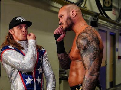 RKO BRO Randy Orton Riddle NEw Day WWE Raw