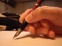 मैं लिखता हूँ