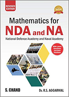 Study Package Mathematics NDA/NA Entrance Exam