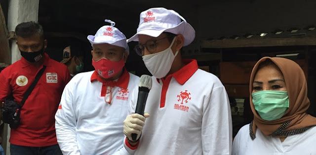Kritik Kenaikan Iuran BPJS, Sandiaga Uno: Kuota Internet Sudah Naik, Jangan Tambah Beban Hidup Masyarakat