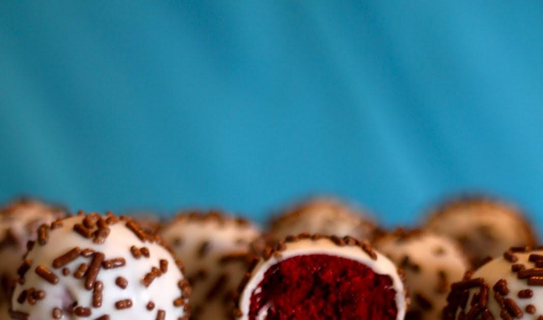 Cake Pop Maker Red Velvet Recipe