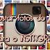 Glamblr como postar fotos no Instagram pelo computador