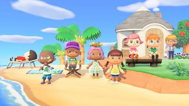 تحميل لعبة انميل كروسينج نيو هورزنس  Animal Crossing: New Horizons للكمبيوتر